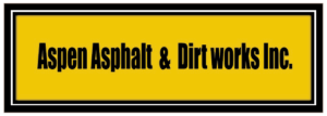 Edmonton Paving and Dirtworks | Aspen Asphalt