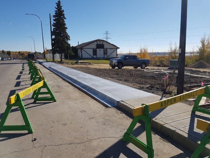 Commercial Paving Edmonton 4