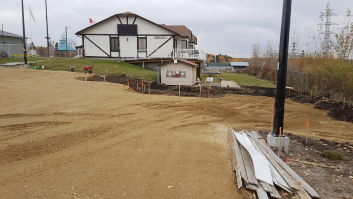 Commercial Paving Sherwood park 1