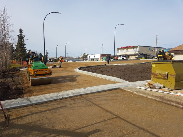 Commercial Paving Sherwood park 2
