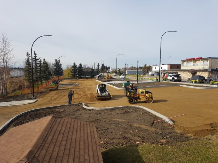 Commercial Paving Sherwood park 3