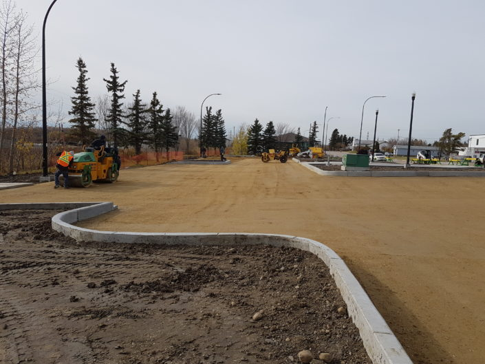 Commercial Paving Sherwood park 4