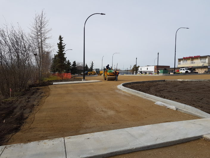 Commercial Paving Sherwood park 5