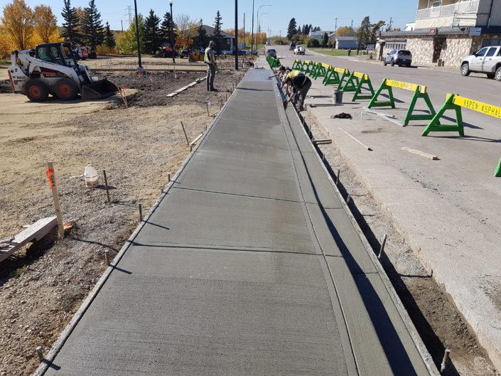 Commercial Paving asphalt 1