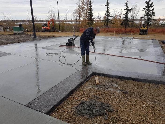 Commercial Paving asphalt 2