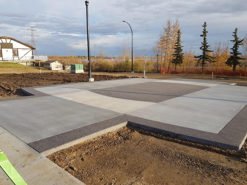 Commercial Paving asphalt 3