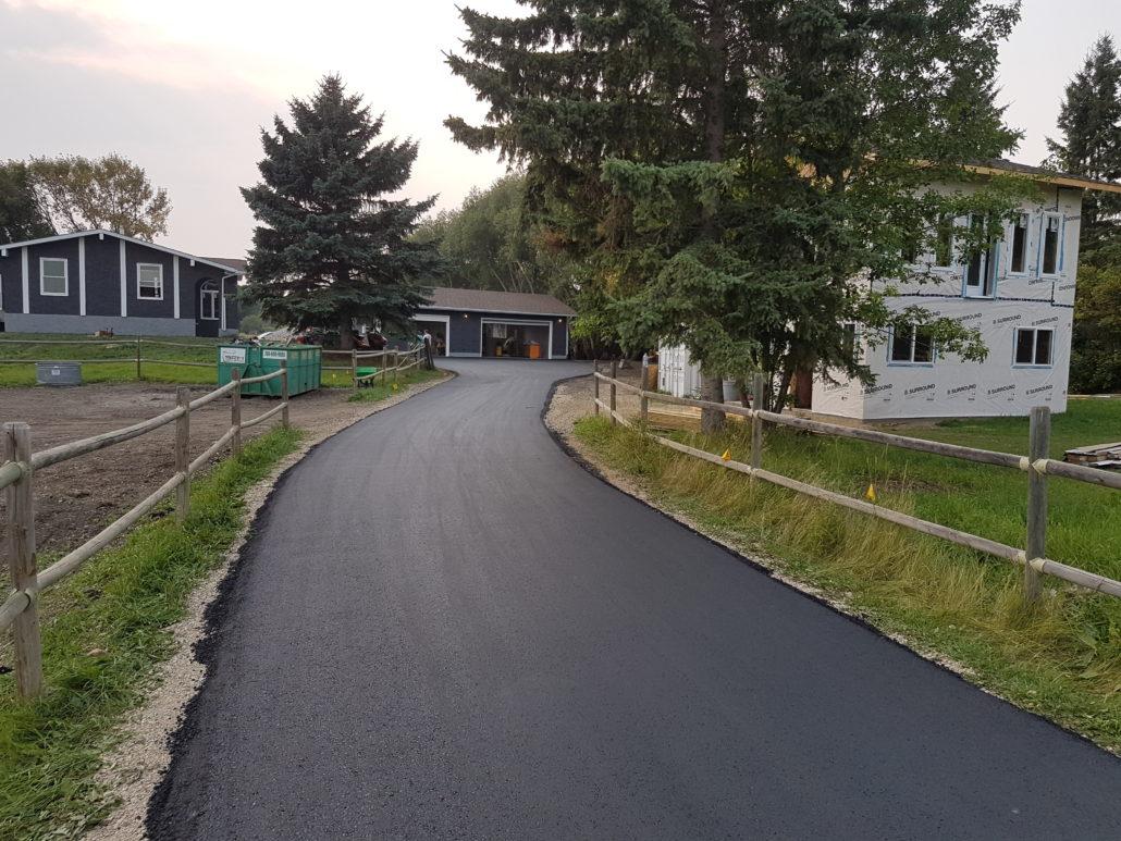 Residential Paving Edmonton South