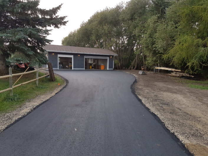 Residential Paving Edmonton South 2